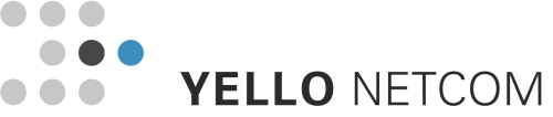 Logo Yello Netcom